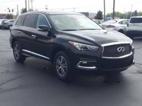 2020 Infiniti QX60 for sale at Cj king of car loans/JJ's Best Auto Sales in Troy MI