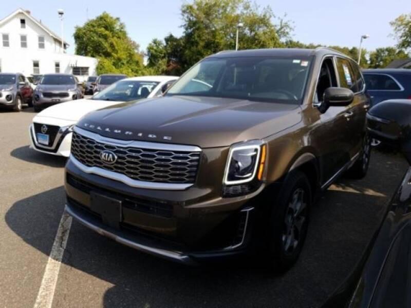 2020 Kia Telluride for sale at Cj king of car loans/JJ's Best Auto Sales in Troy MI