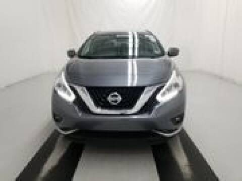 2017 Nissan Murano for sale at Cj king of car loans/JJ's Best Auto Sales in Troy MI