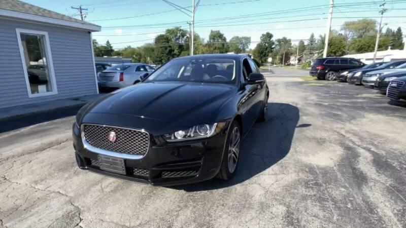 2017 Jaguar XE for sale at Cj king of car loans/JJ's Best Auto Sales in Troy MI