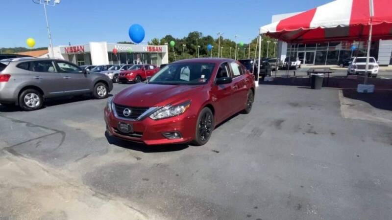2017 Nissan Altima for sale at Cj king of car loans/JJ's Best Auto Sales in Troy MI