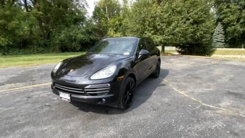 2011 Porsche Cayenne for sale at Cj king of car loans/JJ's Best Auto Sales in Troy MI
