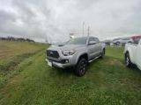 2019 Toyota Tacoma for sale at Cj king of car loans/JJ's Best Auto Sales in Troy MI