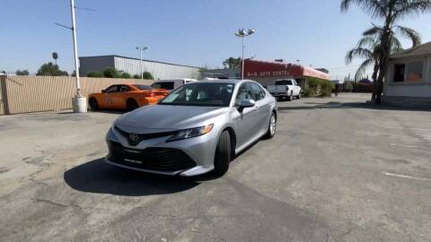 2019 Toyota Camry for sale at Cj king of car loans/JJ's Best Auto Sales in Troy MI