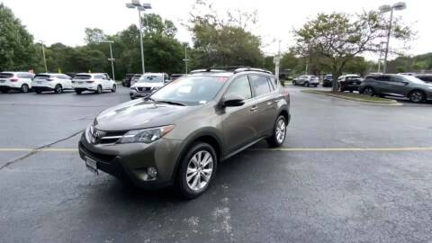 2015 Toyota RAV4 for sale at Cj king of car loans/JJ's Best Auto Sales in Troy MI