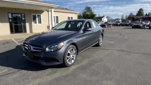 2016 Mercedes-Benz C-Class for sale at Cj king of car loans/JJ's Best Auto Sales in Troy MI