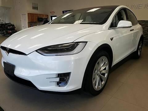 2018 Tesla Model X for sale at Cj king of car loans/JJ's Best Auto Sales in Troy MI