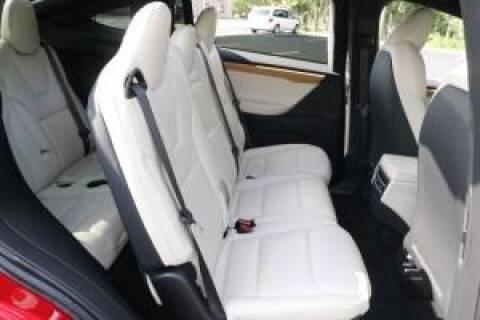 2020 Tesla Model X for sale at Cj king of car loans/JJ's Best Auto Sales in Troy MI