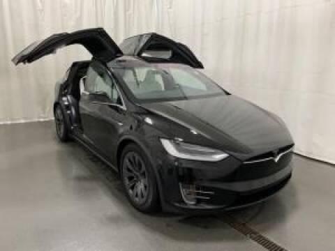 2017 Tesla Model X for sale at Cj king of car loans/JJ's Best Auto Sales in Troy MI