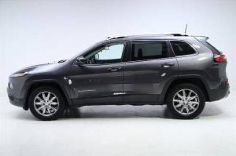 2017 Jeep Cherokee for sale at Cj king of car loans/JJ's Best Auto Sales in Troy MI