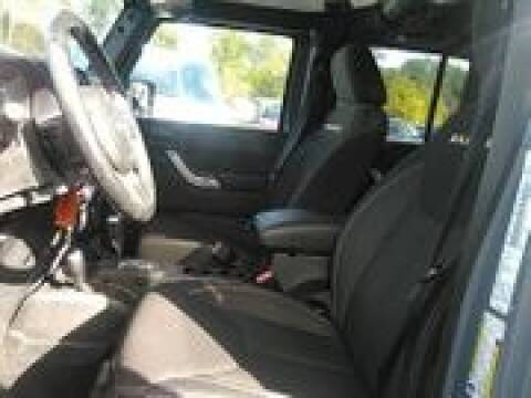 2014 Jeep Wrangler Unlimited for sale at Cj king of car loans/JJ's Best Auto Sales in Troy MI