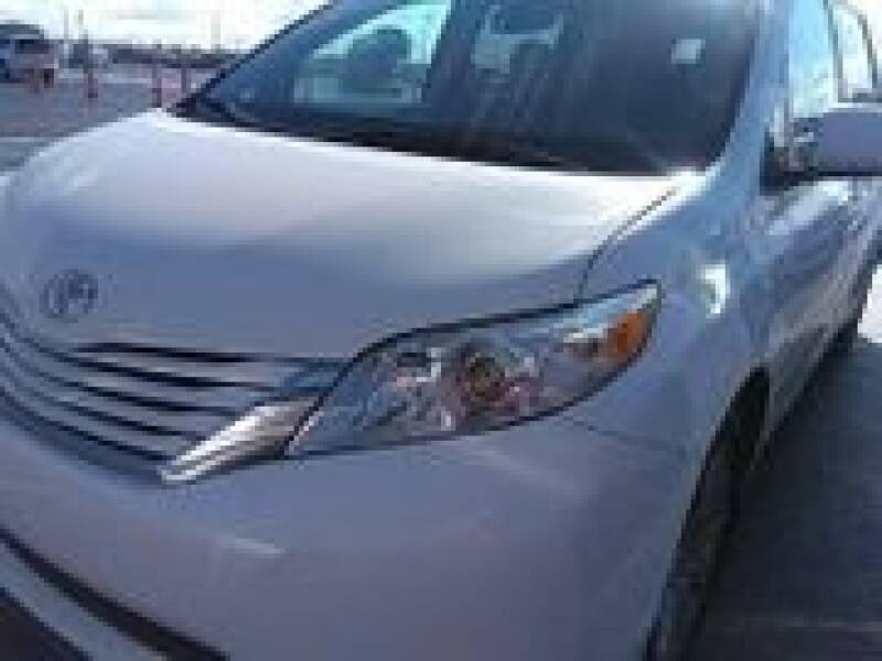 2017 Toyota Sienna for sale at Cj king of car loans/JJ's Best Auto Sales in Troy MI