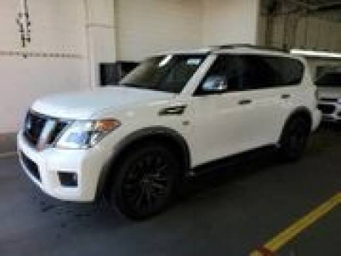 2017 Nissan Armada for sale at Cj king of car loans/JJ's Best Auto Sales in Troy MI