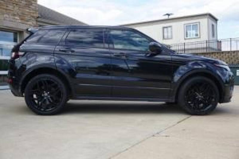2017 Land Rover Range Rover Evoque for sale at Cj king of car loans/JJ's Best Auto Sales in Troy MI