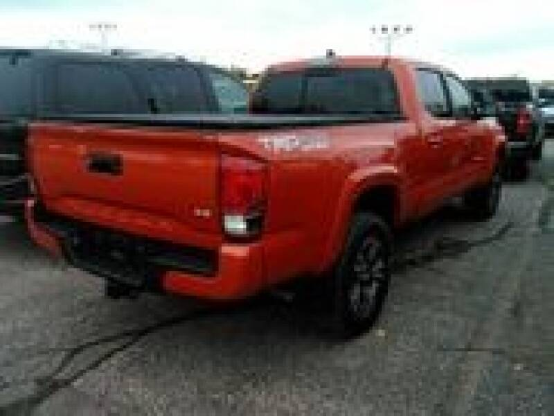 2017 Toyota Tacoma for sale at Cj king of car loans/JJ's Best Auto Sales in Troy MI