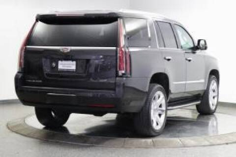 2017 Cadillac Escalade for sale at Cj king of car loans/JJ's Best Auto Sales in Troy MI