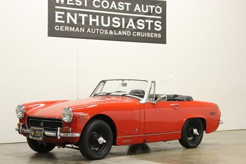 1970 MG Midget for sale in Beaverton, OR