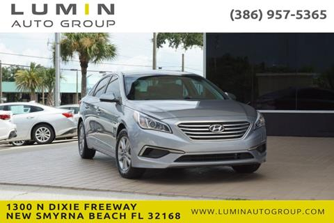 2016 Hyundai Sonata for sale in New Smyrna Beach, FL