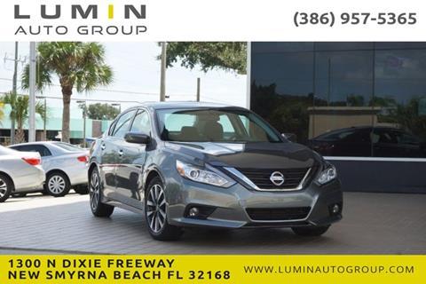 2016 Nissan Altima for sale in New Smyrna Beach, FL