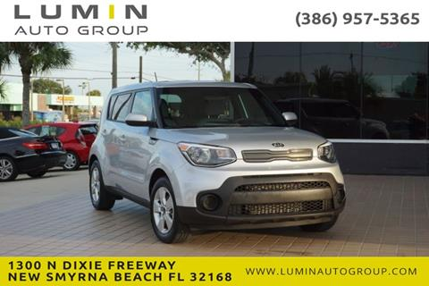 2018 Kia Soul for sale in New Smyrna Beach, FL