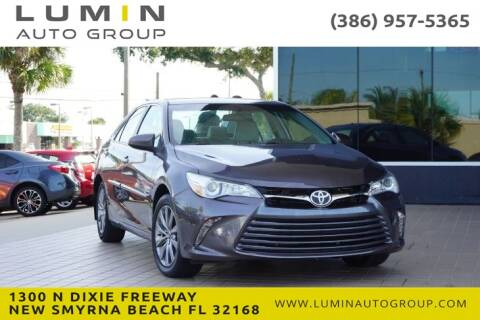 2015 Toyota Camry for sale in New Smyrna Beach, FL
