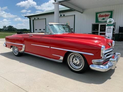 1954 Chrysler New Yorker for sale in Glenwood, IA