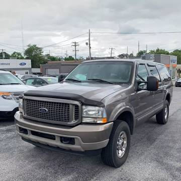 2004 Ford Excursion for sale in North Bergen, NJ