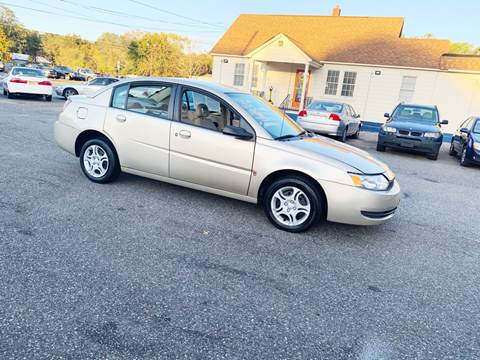 2004 Saturn Ion for sale in Vineland, NJ