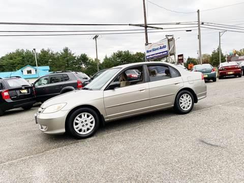 2004 Honda Civic for sale in Vineland, NJ