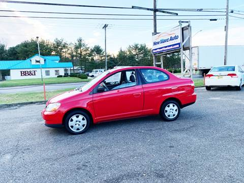 2002 Toyota ECHO for sale in Vineland, NJ
