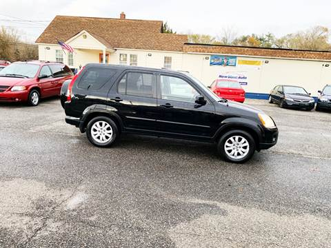 2005 Honda CR-V for sale in Vineland, NJ
