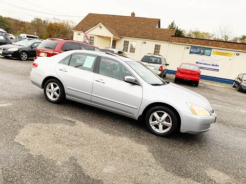 2004 Honda Accord for sale in Vineland, NJ