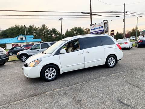 2009 Nissan Quest for sale in Vineland, NJ