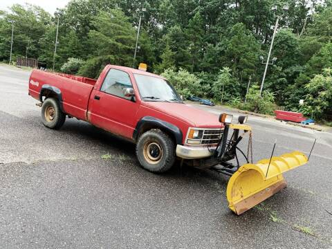 1992 Chevrolet C/K 3500 Series for sale at New Wave Auto of Vineland in Vineland NJ