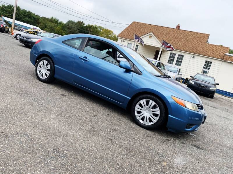 2008 Honda Civic for sale at New Wave Auto of Vineland in Vineland NJ