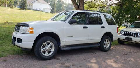 2004 Ford Explorer for sale at Geareys Auto Sales of Sioux Falls, LLC in Sioux Falls SD