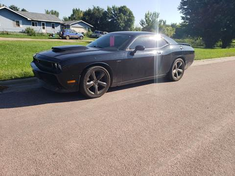 2014 Dodge Challenger for sale at Geareys Auto Sales of Sioux Falls, LLC in Sioux Falls SD