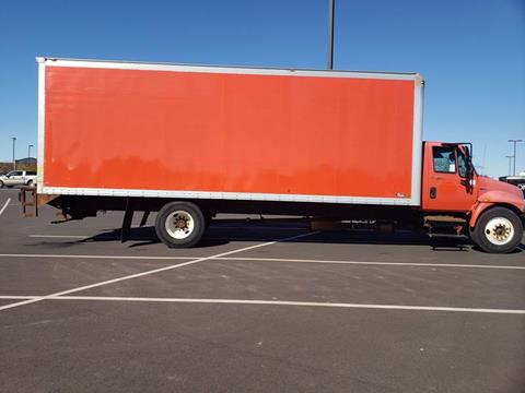 2010 International 26' box truck for sale in Sioux Falls, SD