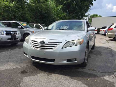 2007 Toyota Camry for sale at Limited Auto Sales Inc. in Nashville TN
