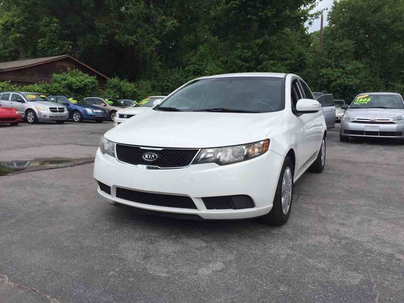 2010 Kia Forte For Sale At Limited Auto Sales Inc. In Nashville TN