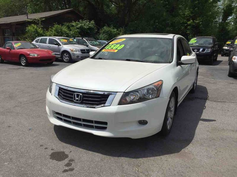 2009 Honda Accord For Sale At Limited Auto Sales Inc. In Nashville TN