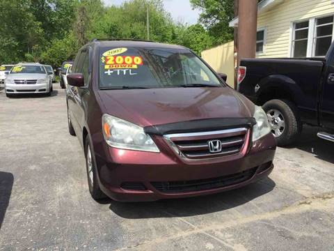 2007 Honda Odyssey for sale at Limited Auto Sales Inc. in Nashville TN