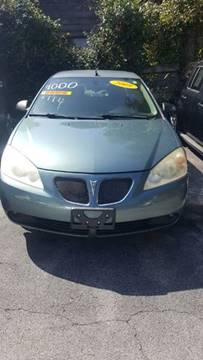 2009 Pontiac G6 for sale at Limited Auto Sales Inc. in Nashville TN