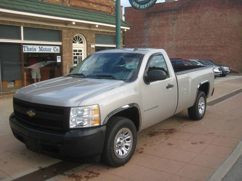 2007 Chevrolet Silverado 1500 For Sale At Theis Motor Company In Reading OH