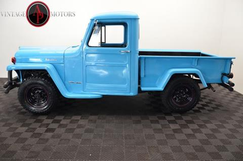 1962 Jeep Willys for sale in Statesville, NC
