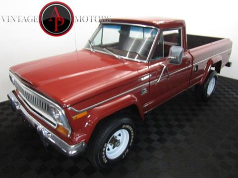 1977 Jeep J-10 Pickup for sale in Statesville, NC