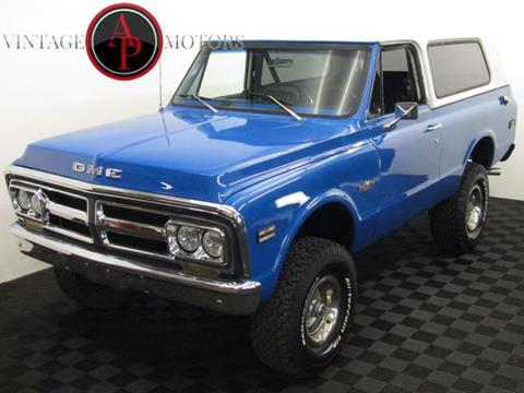 1972 GMC Jimmy for sale in Statesville, NC