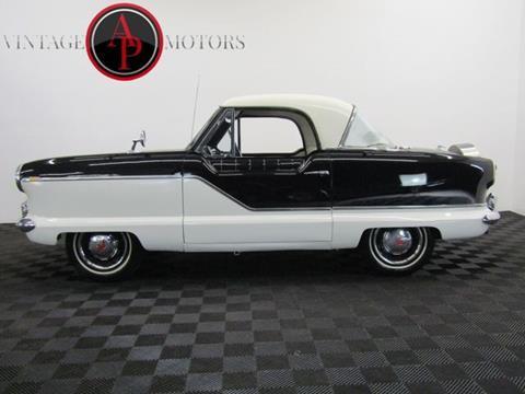 1960 Nash Metropolitan for sale in Statesville, NC
