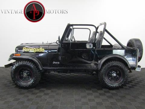 1980 Jeep CJ-7 for sale in Statesville, NC