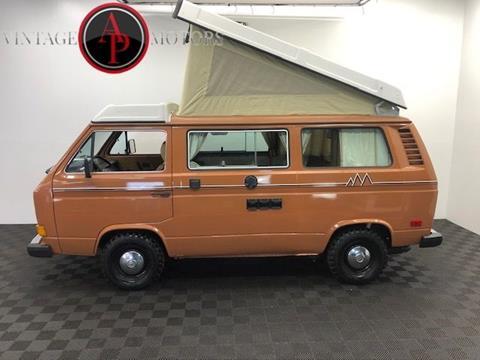 1981 Volkswagen Vanagon for sale in Statesville, NC